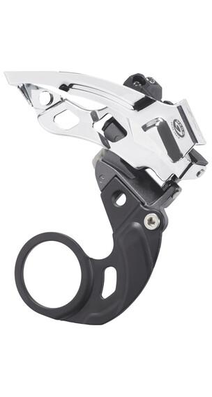 Shimano SLX FD-M660 Przerzutka przednia 3-rzędowe T-SW czarny/srebrny